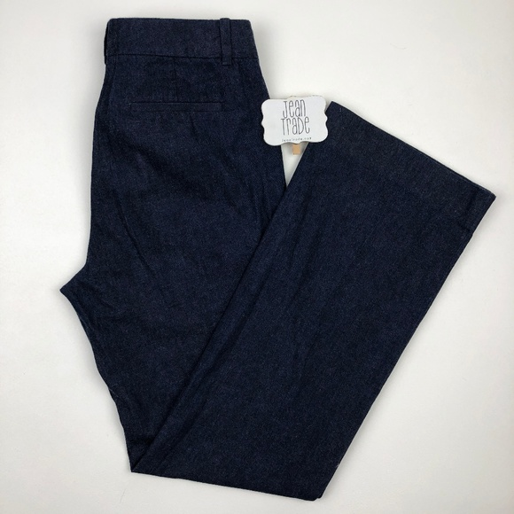 J. Crew Pants - J. Crew Collection Preston pant in Japanese denim